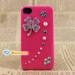 Light Pink Iphone 4 Case,r..